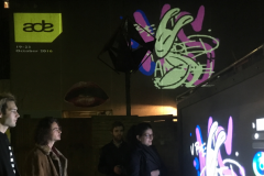 ADE Video Projection Mapping
